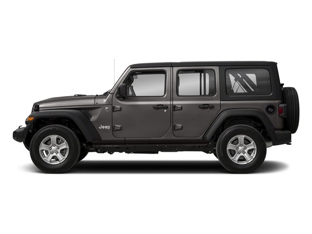 2018 Jeep Wrangler Sport S In Lowel, MA   495 Chrysler Jeep Dodge Ram SRT