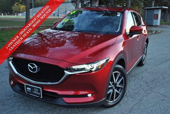 2017 Mazda CX-5 Grand Select Lowell MA | Dracut Tewksbury ...